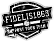 Fidelis 1863 - Support Your Team's Company logo