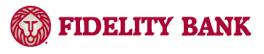 Fidelity Bank's Company logo
