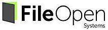 FileOpen's Company logo