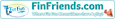Fin Fun Mermaid Tails Logo