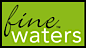 Sparkletts's Competitor - FineWaters logo
