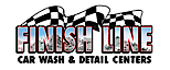 Finish Line Car Wash & Detail Center's Company logo