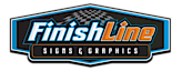 Finishline Signs and Graphics's Company logo