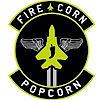 Fire Corn Popcorn's Company logo