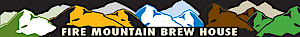 Fire Mountain Brew House's Company logo