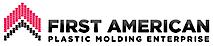 First American Plastic's Company logo