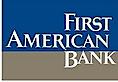 First American Bank's Company logo