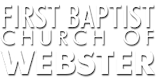 First Baptist Church Of Webster Fl's Company logo