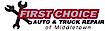 Ferebee Enterprises Ii's Competitor - First Choice Auto & Truck Repair logo