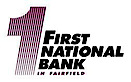 First National Bank in Fairfield's Company logo