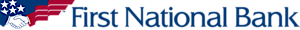 First National Bank's Company logo