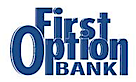 First Option Bank's Company logo
