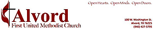 First United Methodist Church Alvord, Tx's Company logo
