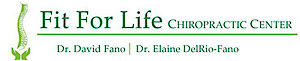Fit For Life Chiropractic Center's Company logo