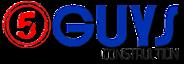 Five Guys Construction's Company logo