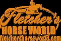Fletcher's Horse World's Company logo