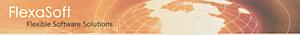 Flexasoft's Company logo