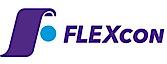 FLEXcon's Company logo