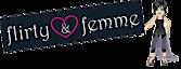 Flirty & Femme's Company logo