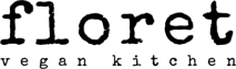 Floret Vegan Kitchen's Company logo