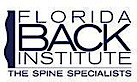 Florida Back Institute's Company logo