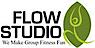 Mediterranean Fitness's Competitor - Flow Studio logo