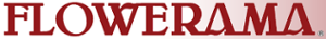 Flowerama's Company logo