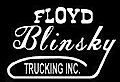 Floyd Blinsky Trucking's Company logo