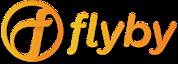 Flybymedia's Company logo