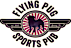 Christies Sports Bar & Grill's Competitor - Flying Pug logo