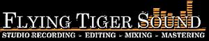 Flying Tiger Sound's Company logo