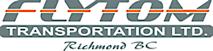 Flytom Transportation's Company logo