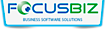 Diggy Software Systems's Competitor - Focusbiz Software logo