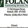 Folan Contracting Services's Company logo