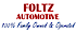 Red Ridge Auto Repair's Competitor - Foltz Automotive logo