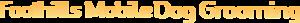 Foothillsmobilegrooming's Company logo