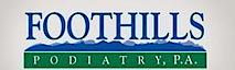 Foothills Podiatry's Company logo