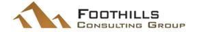 Foothillscg's Company logo