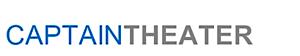 For Captain Theater & Curzetta Austin Productions's Company logo
