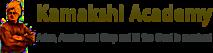 For Kamakshi Academy's Company logo