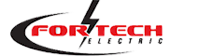 For-tech Electric's Company logo