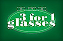 3For1Glassesmississauga's Company logo