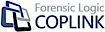 Adventos's Competitor - Forensic Logic logo