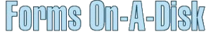 Forms On-A-Disk's Company logo