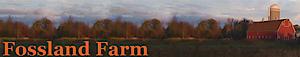Fossland Farm's Company logo