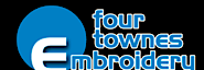 Four Townes Embroidery's Company logo