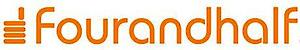 Fourandhalf's Company logo