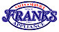 Frank's Appliance Sales & Service Logo