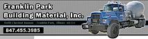 Franklin Park Building Material's Company logo