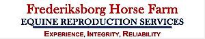 Frederiksborg Horse Farm's Company logo